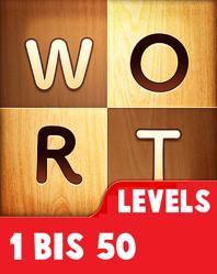 Wort Guru Levels 1 bis 50 lösungen
