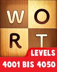 Wort Guru Levels 4001 bis 4050 lösungen