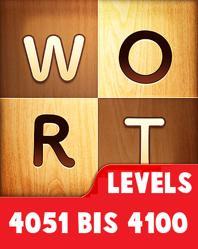 Wort Guru Levels 4051 bis 4100 lösungen