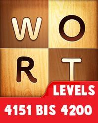 Wort Guru Levels 4151 bis 4200 lösungen