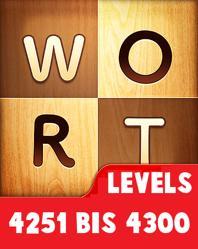 Wort Guru Levels 4251 bis 4300 lösungen