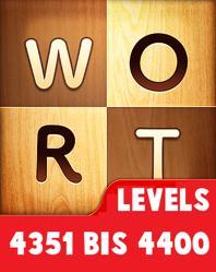 Wort Guru Levels 4351 bis 4400 lösungen