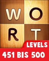 Wort Guru Levels 451 bis 500 lösungen