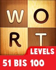 Wort Guru Levels 51 bis 100 lösungen