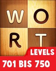 Wort Guru Levels 701 bis 750 lösungen